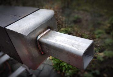 Stützpfeiler stabilisieren